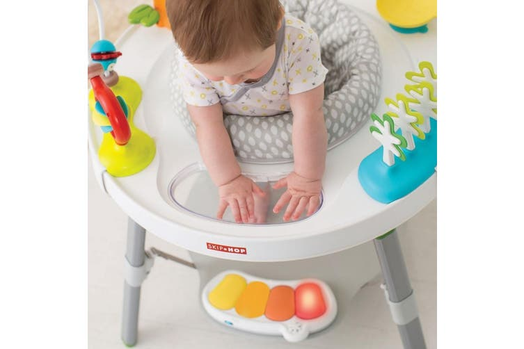 Skip Hop Explore & More 3-Stage Baby Activity Play Center