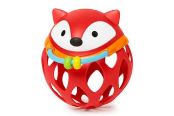 Skip Hop Explore & More Collection Roll-around Rattle Fox