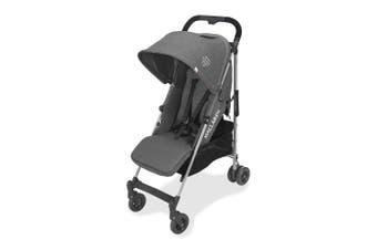 Maclaren Quest Arc Baby Pram Stroller Charcoal Denim