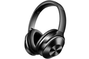 OneOdio A9 Wireless Active Noise-Cancelling Headphones with Mic