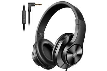 OneOdio T3 Wired Headphones with Mic