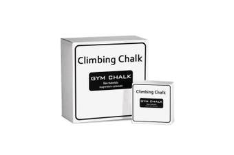 8 x 55g Gym Chalk Rock Climbing Power Lifting Crossfit Non Slip Grip Chalk