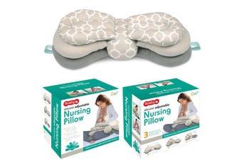 Multi-Function Breastfeeding Pillow Maternity Nursing Pillow Adjustable Height