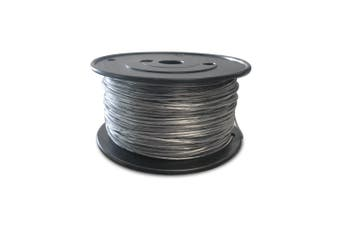 Full Roll Plastic Coated Art Picture Framing Hanging Wire - 18kg Weight Capacity