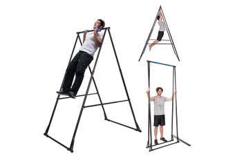 KT Pull-up Bar Free Standing Pull up Stand Sturdy Frame Indoor Pull Ups Machine Equipment