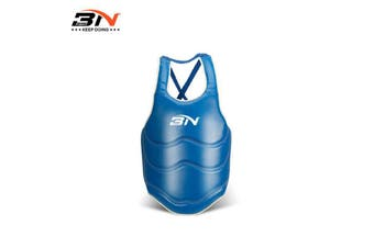 Boxing Protector Chest Guard MMA Body Armour Training Kickboxing Sports