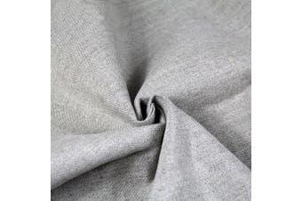 8oz Unprimed Artist Linen Flax Canvas (10M Linen, 220cm Wide, Medium Texture)