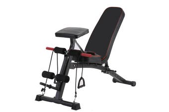 Kingkang Multi-Functional Dumbbell Stool Sit-up Bench Auxiliary Supine Board Personal Training Bench