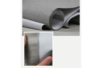 13oz Triple Primed Artist Canvas Roll 1.6m Wide - Fine Texture, Pure Linen