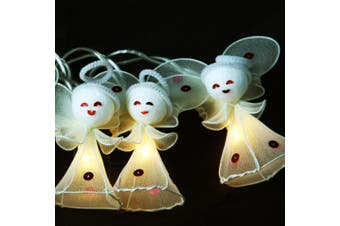 Heavenly Angels Fairy Lights - Pure White Colour - 3 Metres Long String