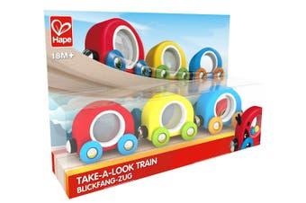 Hape Take A Look Train