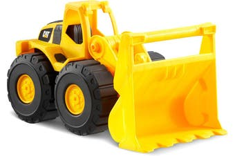CAT TOUGH MACHINES 10 INCH CONSTRUCTION FLEET WHEEL LOADER