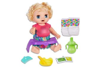 Baby Alive Happy Hungry Baby Blonde