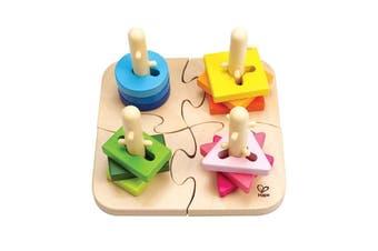 Creative Peg Puzzle