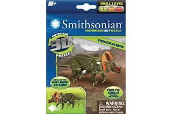 Smithsonian Amimal 3D Puzzle Advanced