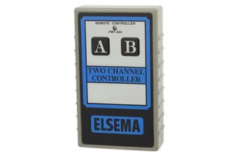 Elsema FMT402 Remote Transmitter 2 Button