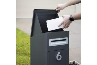 Secure Anti-Theft Letter Box and Parcels