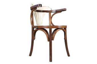Navy Chair Honey Ivory