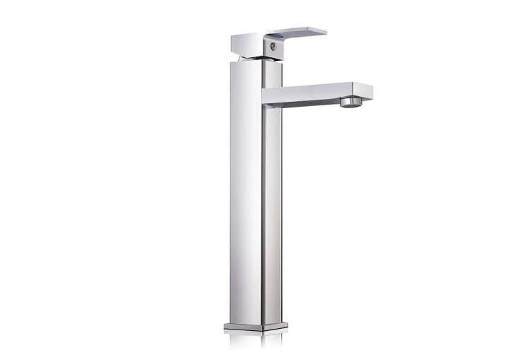 Cefito Basin Mixer Tap Faucet Silver