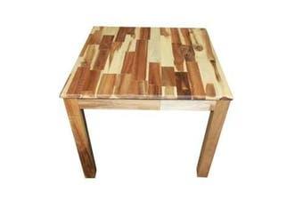 Kids Hardwood Acacia Square Table (Plantation Timber)