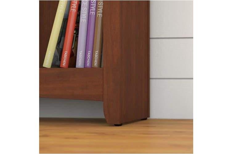 Buena Kambin 16-Cube Display Bookcase - Serene Cherry