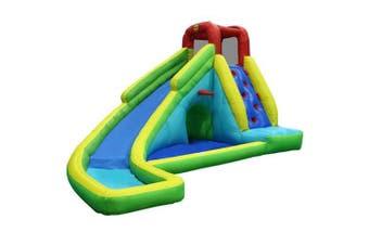 Happy Hop Inflatable Water Jumping Castle Bouncer Toy Windsor Slide Splash kid