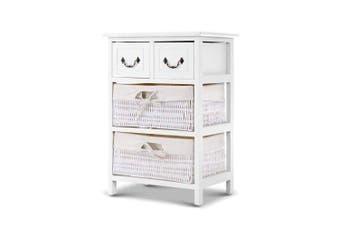 Storage Cabinet Dresser Chest of Drawers Bedside Table Bathroom Lamp Side