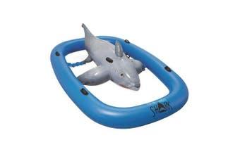 Bestway 3.1m Inflatable Pool Floating Raft Bull Riding Toy Raft Float Play Pool