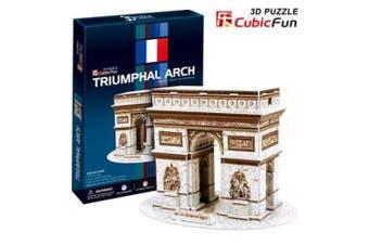 3D Puzzle Fun Kids Toys Arc de Triomphe - 26pc