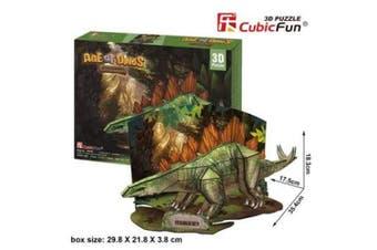 3D Puzzle Fun Kids Toys Age of Dinos -Stegosaurus