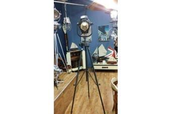 Authentic Models Capstan Metal Tripod Floor Lamp