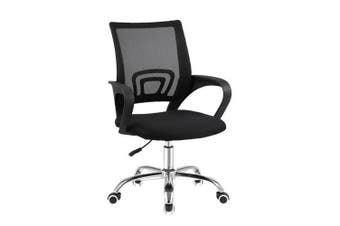 Office Chair Gaming Chair Computer Mesh Chairs Executive Mid Back Black