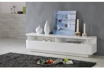 Inno Modern Entertainment TV Unit 180cm - White