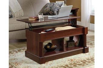 Palladia Lift Top Coffee Table - Select Cherry