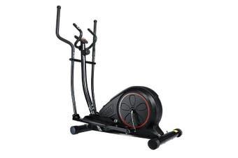 Elliptical Cross Trainer Exercise Bike Fitness Equipment Home Gym Black