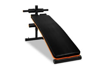 Sit Up Weight Bench 01 Press Fitness Weights Equipment Adjustable Home Gym