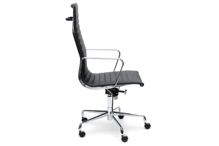 Eames Replica Management Office Chair - High Back - Black