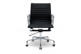 Eames Replica Management Office Chair - Low Back - Black