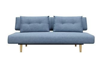 Rio 3-Seater Sofa Bed - Teal