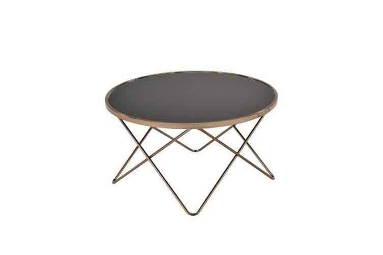 Champagne Scandinavian Coffee Table