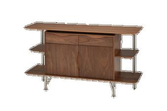 6IXTY2 Sideboard Cabinet - Walnut
