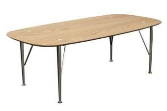 6IXTY2 Coffee Table - Oak