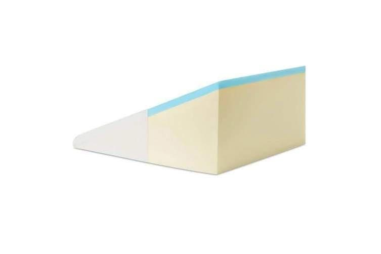 Bed Wedge Support Pillow - Beige