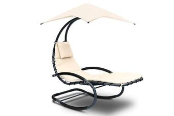 Hanging Luxury Chaise Outdoor Relaxing Lounge Chair