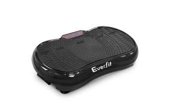 1000W Vibrating Plate Exercise Platform - Black