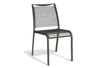 Wanika Outdoor Dining Chair - Grey Frame