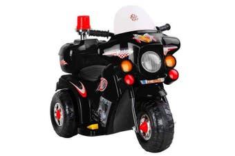 Kids Ride on Motorbike - Black