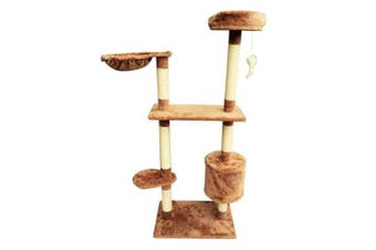 Cat Tree Scratching Post 122 cm