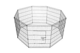 8 Panel Pet Playpen - 30 Inch