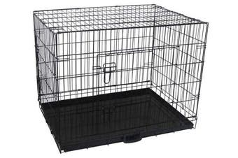 """36 Pet Dog Crate with Waterproof Cover"""""""